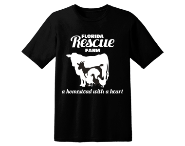 Florida Rescue Farm T-shirt